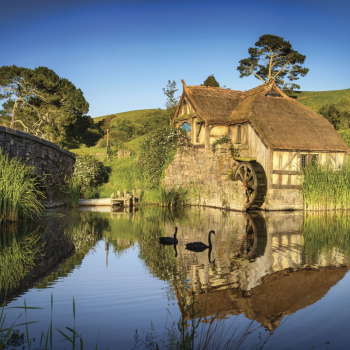 Hobbiton. The Mill