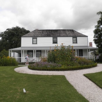 Kerikeri Kemp House - oldest building in New Zealand