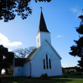 Waimate Mission church