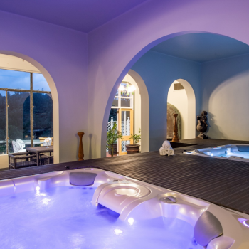 Waitomo caves Hotel spa