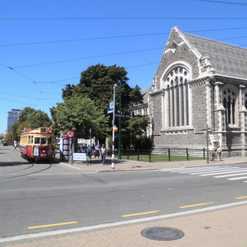 Christchurch Tram and Arts Centre